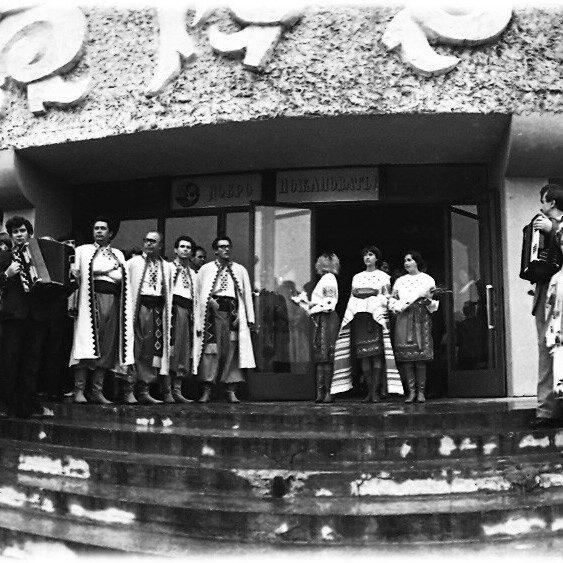 Дворцу культуры «Светлопольский» - 45 лет