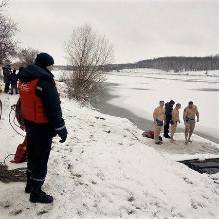 На Водохреще біля ставка «Розвага» чергуватимуть рятувальники