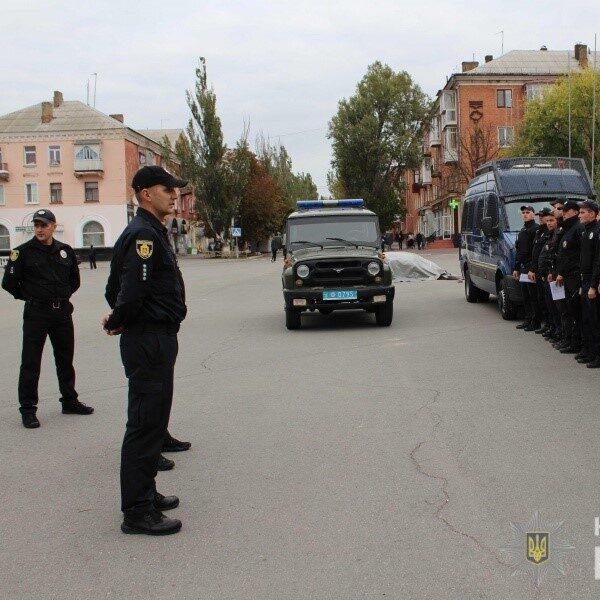 В Александрийской ОТГ будут созданы полицейские станции