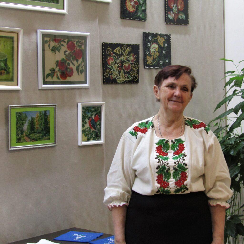 Бисерные россыпи Татьяны Губенко