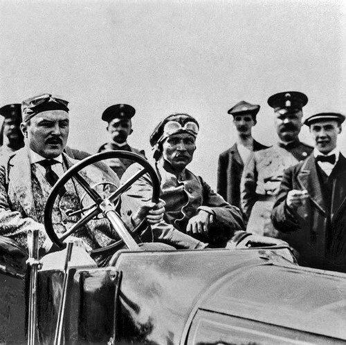 Автомобили и аварии старой Александрии