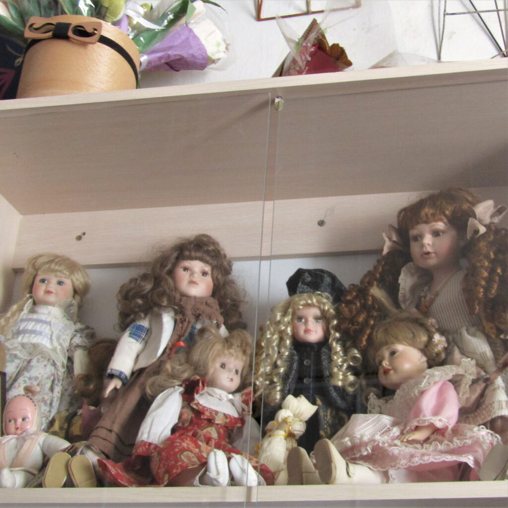 Куклы с историей