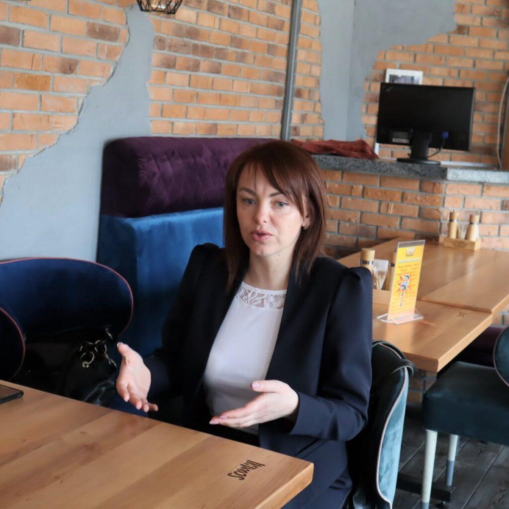 Ірина Маленко: «Ніколи не припиняйте мріяти і робіть усе з любов'ю»