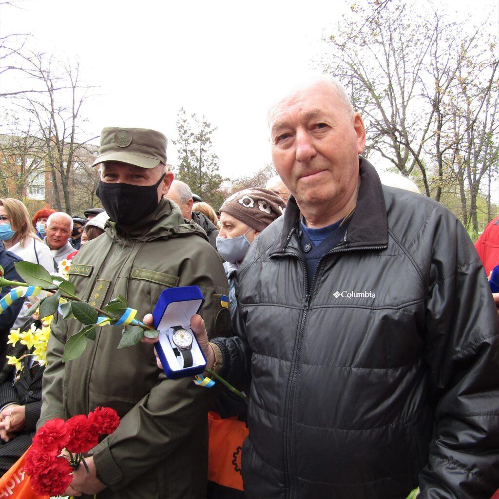 35-ті роковини Чорнобильської трагедії: мітинг в Олександрії