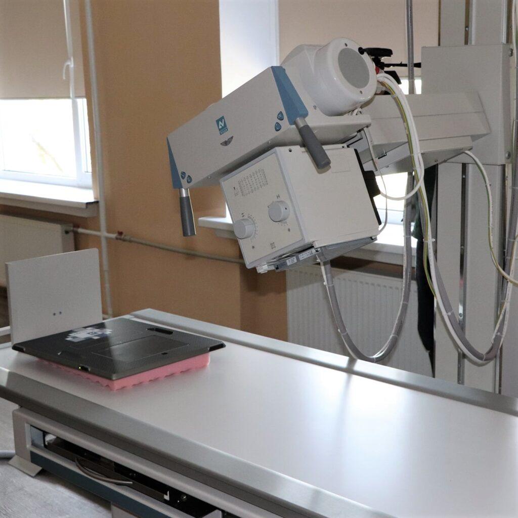 У Центральній лікарні - новий рентген-апарат