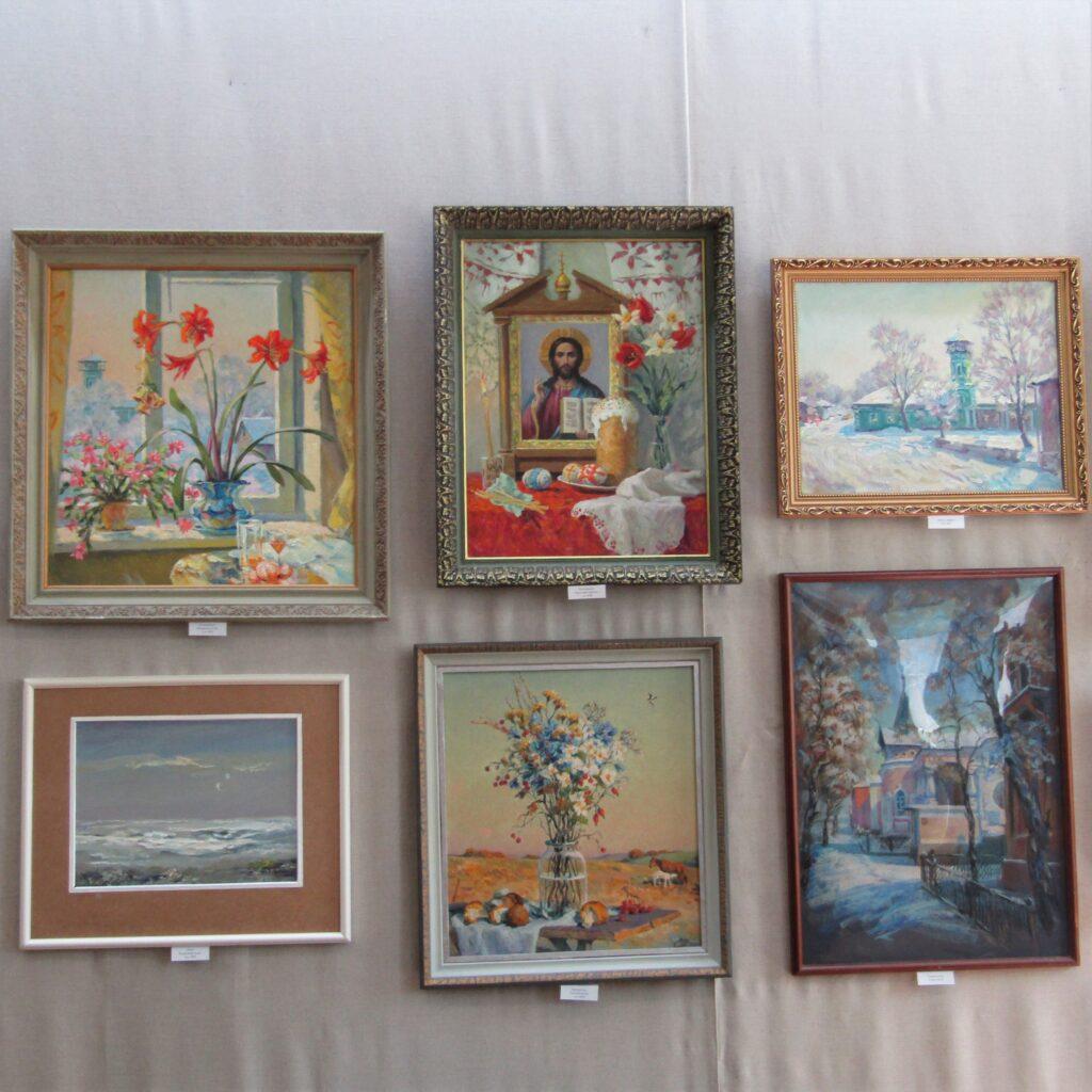 Степан Николенко: «В живописи тоже должен быть дизайн»
