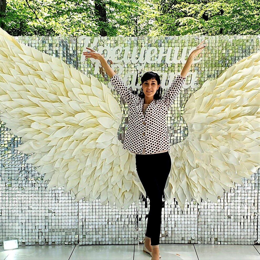 Мария Дытынюк: «Доверяйте миру. Если сейчас что-то не получается, значит, впереди вас ждёт лучшее»