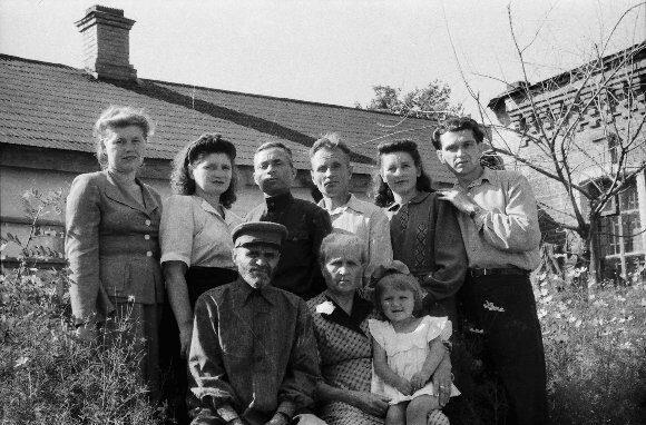Соседи из моего детства